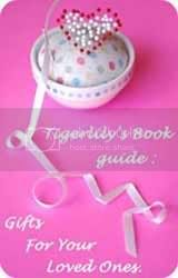 Tigerlily's Book Gift Guide for your loved ones
