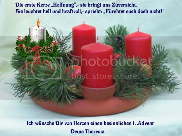 zum 1. Advent